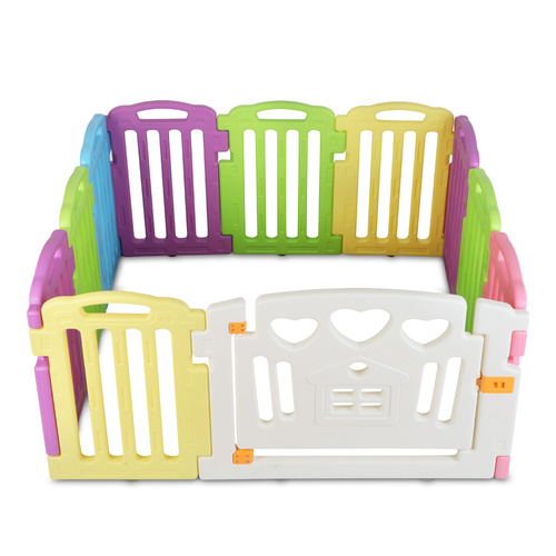 Cuddly Baby Baby Playpen - 11 Panels